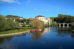 Brantôme River Dronne