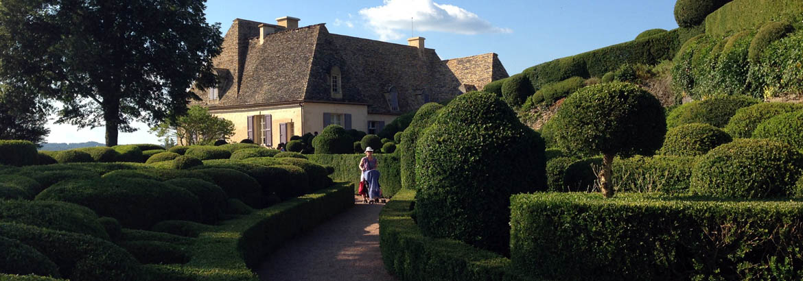 What are the best gardens to visit in Dordogne?